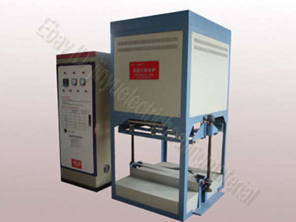 1400℃ Auto Lift Bottom Loading Sapphire Annealing Furnace Industrial  Lab usage