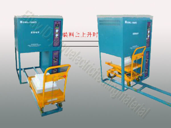 1200 Elevator Bottom Loading Heating Process Furnace for Sintering Ceramic