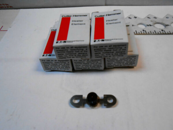 H-19 CUTLER-HAMMER HEATER NEW OLD STOCK 94 PCS