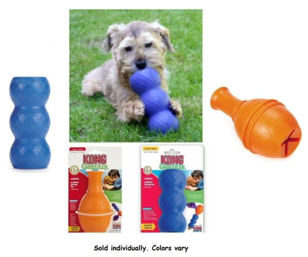Genius Interactive Dog Toy Keep Puppies & Dogs Busy Choose Mike and Leo Toys