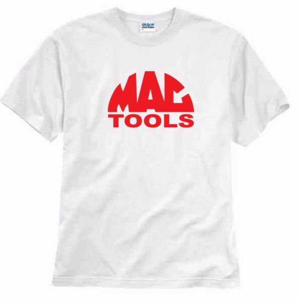 Mac Tools T-shirt cool fun tee mechanics truckers cars dad gift idea fathers day