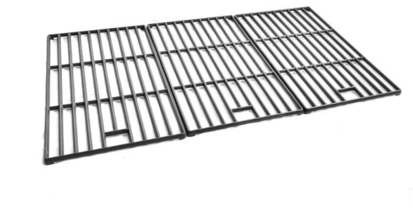 Cast Grates for Kenmore 146.16132110 146.16133110 146.1613211 Models Set of 3