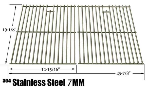Stainless Cooking Grid For Broil King 989 87 9561 54 9561 57 9561 64 9561 67