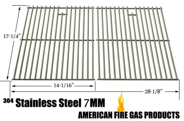 Grill Chef SS72B 730 0691 810 9490 F 810 8425 S 810 9490 0 Stainless Grates