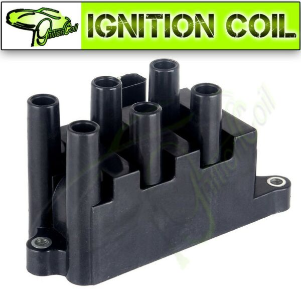 New Ignition Coil for Ford Mustang F150 E150 Mercury Mazda V6 FD498 DG485 5C1124