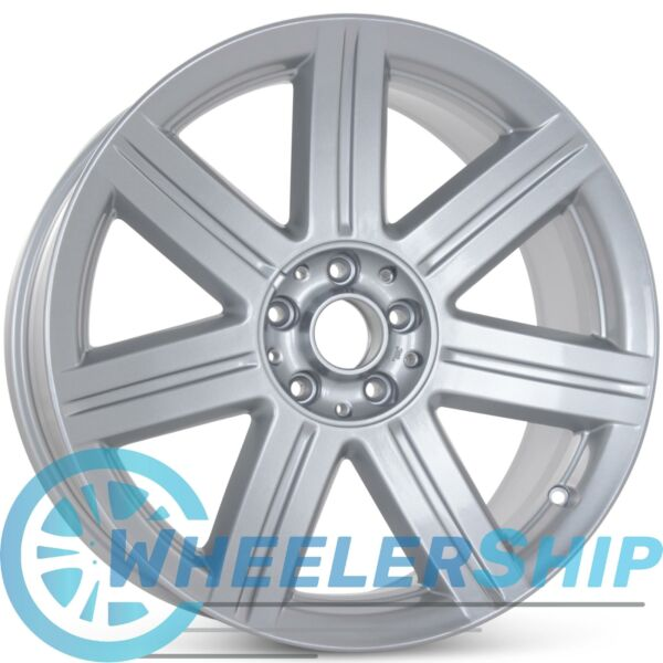 New 19 Alloy Rear Wheel for Chrysler Crossfire 2004 2005 2006 2007 2008 Rim 2230