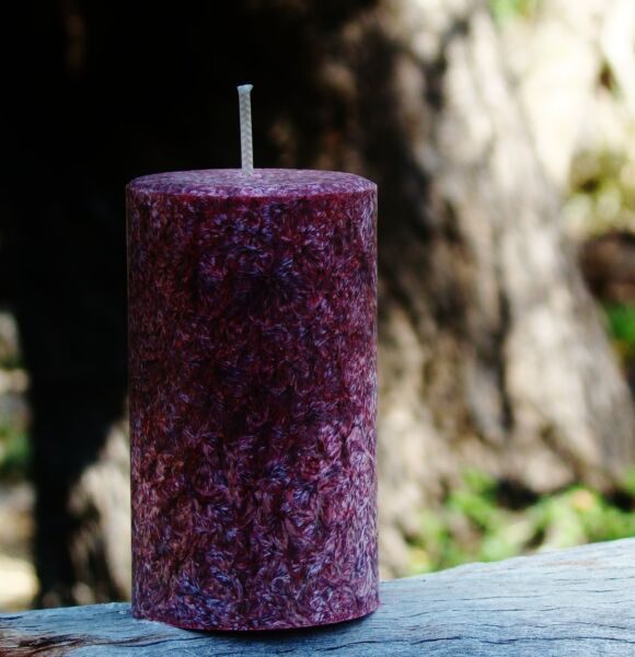 200hr FRESH MOUNTAIN AIR Triple Scented CANDLE Eliminate Laundry amp; Wet Dog Smell AU $25.00
