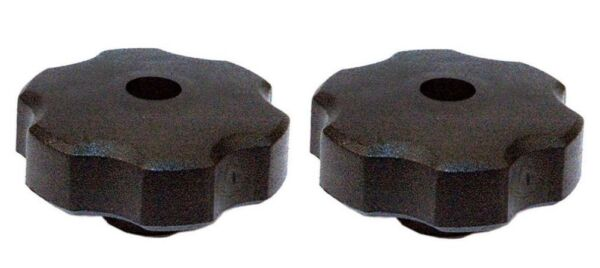 (2 pack) Bad Boy Mower Deck Spindle Cover Knob - ZT CZT Outlaw Pup Lightning