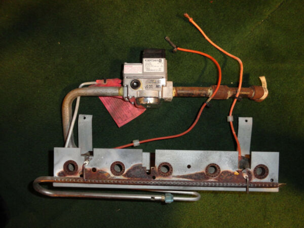York Package Unit Part FITS Model DJUC T060N125 NATURAL GAS VALVE W MANIFOLD $54.95