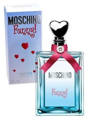 Moschino Funny 3.4 oz EDT for women $38.99