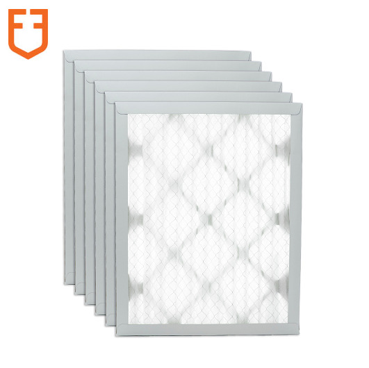 Filters Fast 1quot; Home Air Filters Merv 8 Case of 6 Filters Made In America $38.98