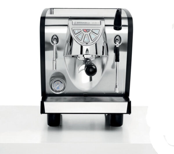 Nuova Simonelli Musica Espresso & Cappuccino Coffee Machine Maker Direct Plug