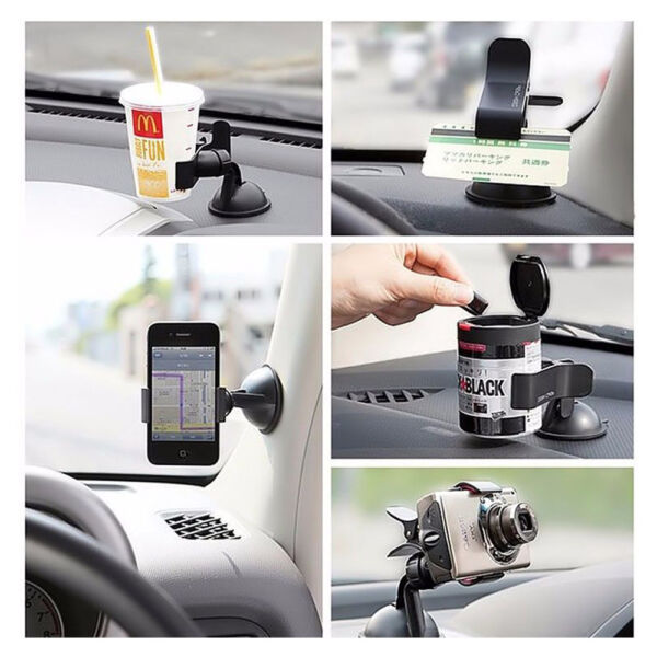 Auto Car Accessories Universal 360° Rotating Phone Windshield Mount
