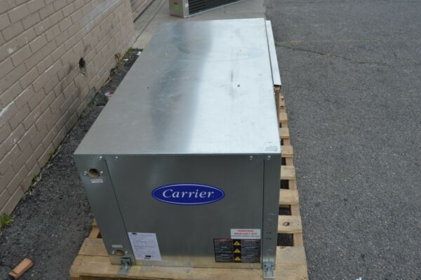 Carrier 4 Ton Geothermal Heat Pump 460V 3 Phase 50PCH048ZCC6ACC1 New