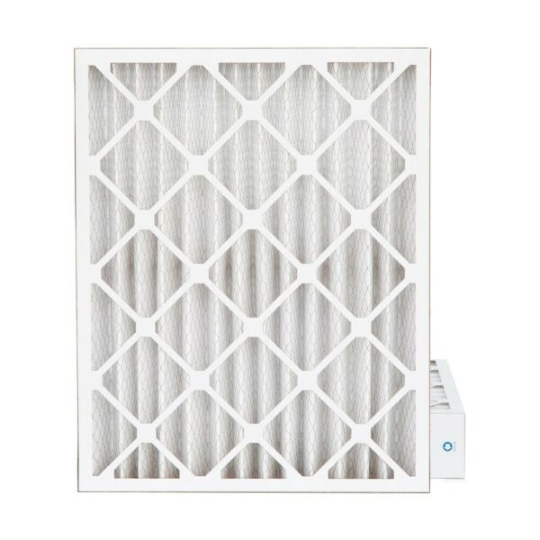 20x25x4 MERV 8 Pleated AC Furnace Air Filters. 2 Pack Actual Depth: 3 3 4quot; $31.98