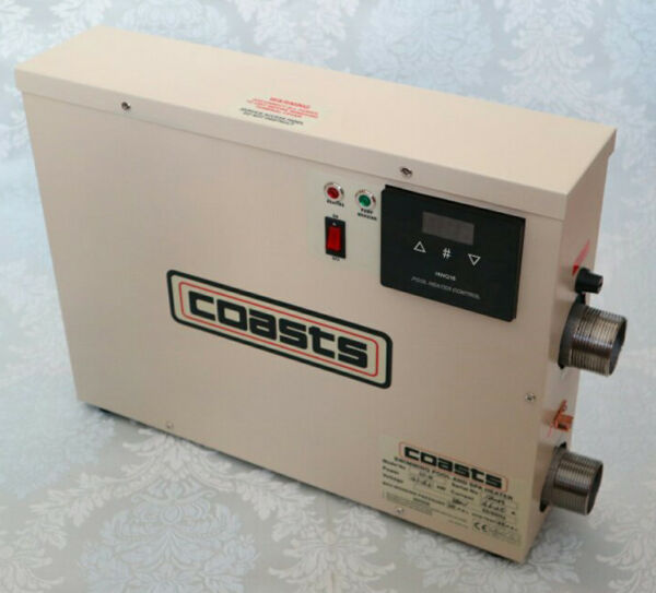 COASTS ST-11 WATER HEATER THERMOSTAT for SWIMMING POOL POND & SPA HEATER  11KW