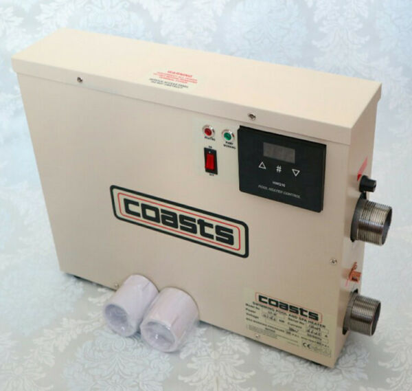 COASTS WATER HEATER THERMOSTAT ST-15 for SWIMMING POOL POND & SPA HEATER  15KW