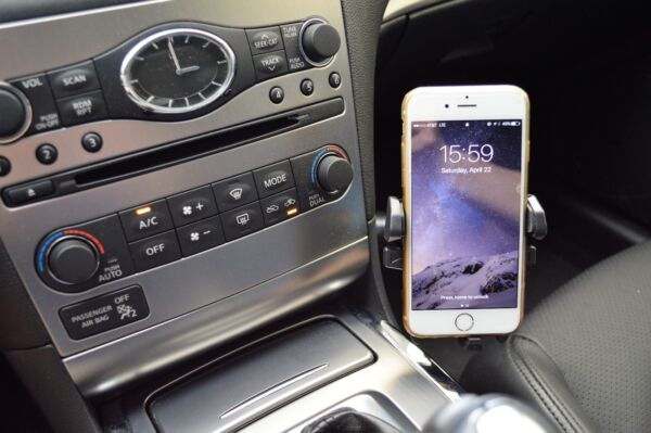 Universal Car Dash Mount Mobile Cell Phone Holder for iPhone 6 7 8 Plus X 11 Pro $8.49