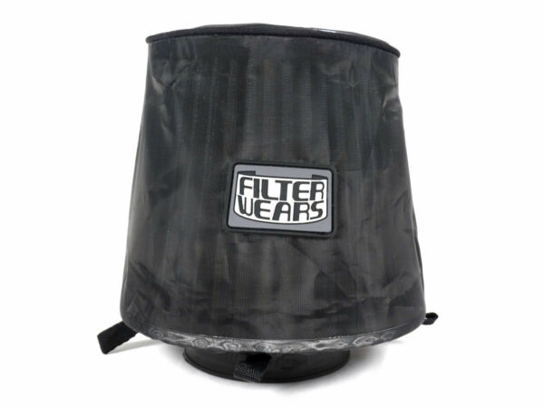 FILTERWEARS F154K Universal Water Repellent Cold Air Intake Pre-Filter - Large