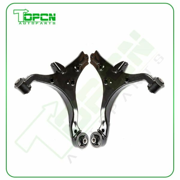 For 2002-2004 Honda Civic 1.7L New Pair Front Set Left & Right Lower Control Arm