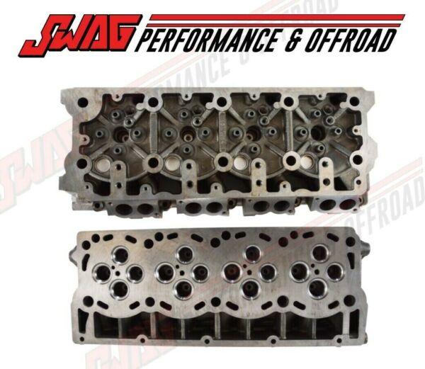 ENGINETECH BARE HEADS WO VALVES OR SPRINGS FOR '08-10 POWERSTROKE 6.4L DIESEL