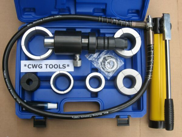 HYDRAULIC EXHAUST PIPE STRETCHER HYDRAULIC EXPANDER TAILPIPE 1 58