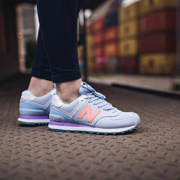 NEW IN BOX! WOMEN NEW BALANCE NB 574 CASUAL RUNNING SHOES WL574BWA SIZE 5.5-8.5