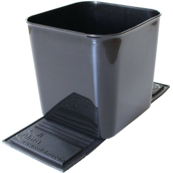 Auto Car Vehicle Garbage Can Trash Bin Waste Container Quality Plastic X Large $19.99