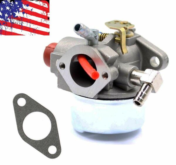 Carburetor Carb for Tecumseh Sears Craftsman MTD 6 6.25 6.5 6.75hp LV195EA  XA