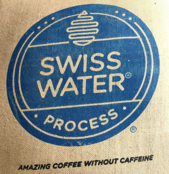 Swiss Water Decaf - 5 lbs.  - Green Coffee Beans For Home Roasters