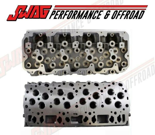 ENGINETECH BARE HEADS WO VALVES OR SPRINGS FOR '04.5-06 DURAMAX 6.6L LLY LBZ