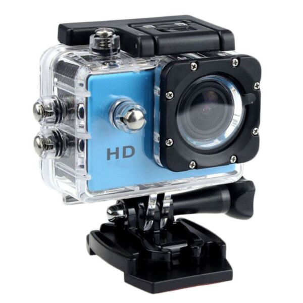 Full HD 1080P Sports Action Camera Cam 12 Includes GoPro accessory kit hero 4