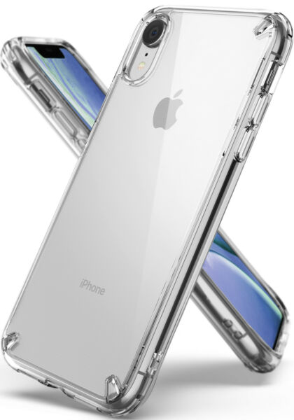 For iPhone X XS XR XS Max Ringke FUSION Clear Shockproof Protective Cover Case