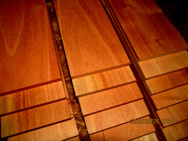 PACKAGES OF THIN PREMIUM KILN DRIED SANDED EXOTIC SPANISH CEDAR LUMBER WOOD $67.99