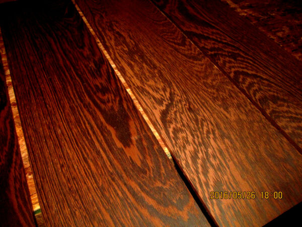 PACKAGES OF THIN PREMIUM KILN DRIED SANDED EXOTIC WENGE LUMBER WOOD $64.99