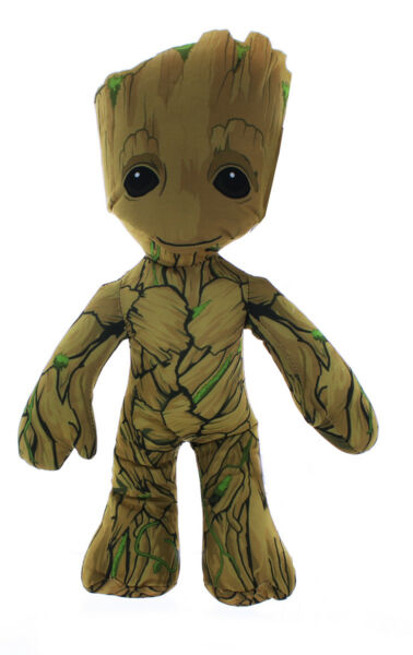 Marvel Guardians of the Galaxy Baby Groot Plush Stuffed Toy Gift Boys Girls 15