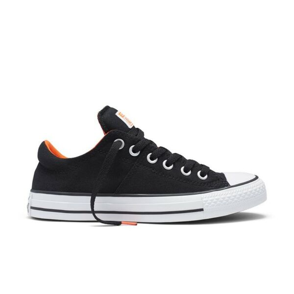 Converse - Women's CT All Star Madison Ox Sneakers Shoes Black/Lava/White