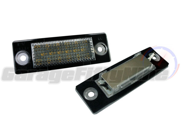 Volkswagen 18 LED CANBUS Number Plate Light Licence Lamp VW Transporter T5 T6