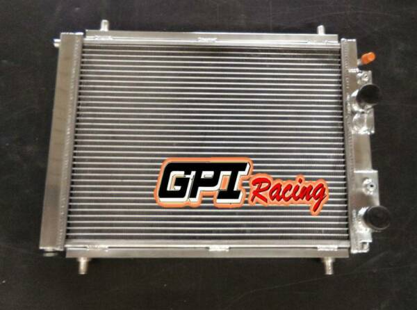 ALUMINUM  RADIATOR FOR LANCIA DELTA HF INTEGRALE 8V/16V/EVO 2.0 TURBO 1987-1995