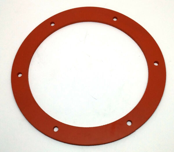 Pellet Stove Gasket Exhaust Combustion Fan Motor Seal 6quot; 100#x27;s of Models SIL $7.95