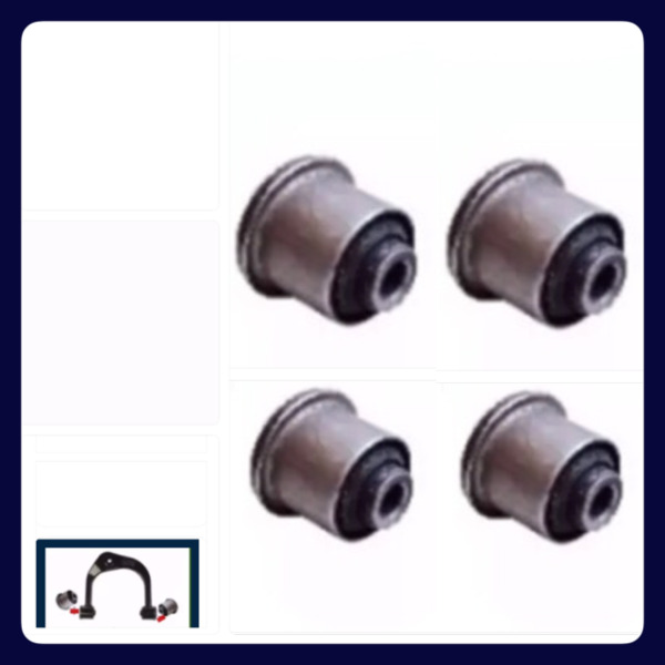 FRONT UPPER CONTROL ARM  BUSHING FOR TOYOTA TUNDRA SEQUOIA PAIR NEW GOOD PRODUCE
