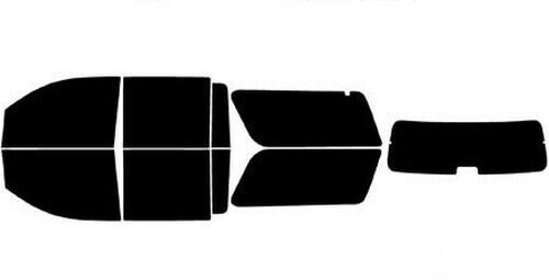 Fits 2015-2018 GMC Yukon XL (Full Car) Precut Window Tint Kit Window Film Diy