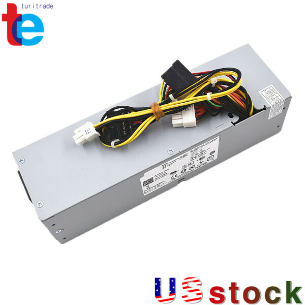 NEW  Power Supply FOR  DELL OPTIPLEX 3010 390 790 990 SFF 2TXYM RV1C4 3WN11 USA