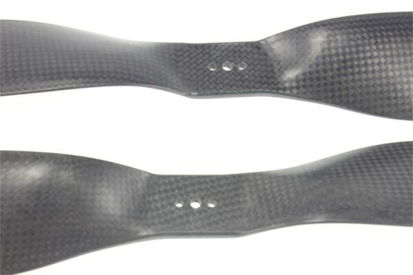 18x5.5 3K Carbon Fiber 1855 Propeller CW/CCW Prop For Multicopter Drone