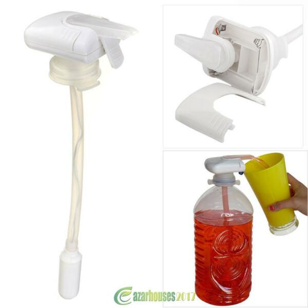 Magic Electric Automatic Tap Water Juice Drink Beverage Dispenser Spillproof