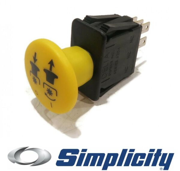 New Genuine OEM PTO SWITCH for Simplicity Cobalt Colt Conquest Coronet Consumer