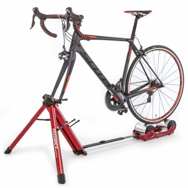 Feedback Sports Omnium Over Drive Trainer with Tote Bag Authorized Dealer $399.99