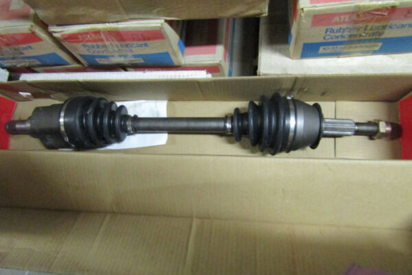 350+ FRONT CV AXLES FOREIGN&DOMESTIC MANY MAKES & MODELS QUALITY MIDAS REMANUFAC