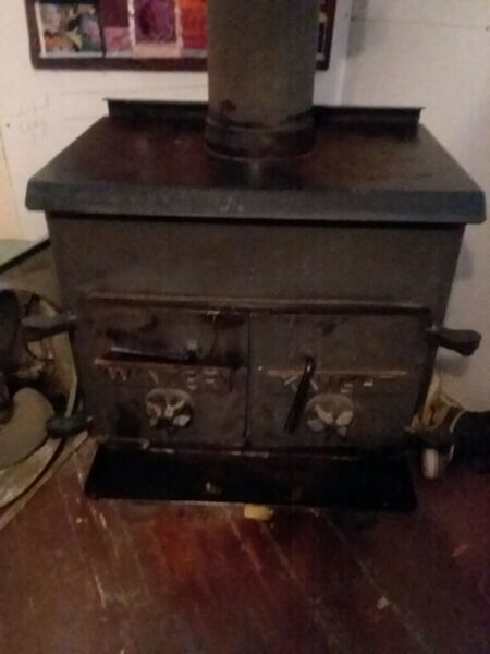 Winter Knight wood stove for sale $300.00