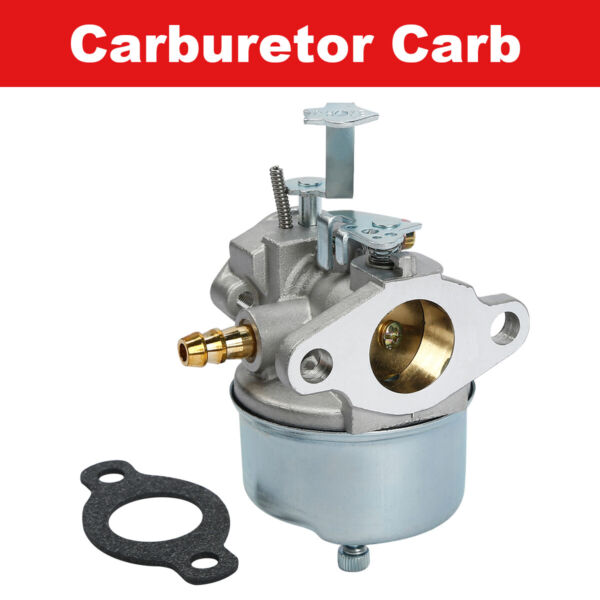 Carburetor for Tecumseh H30 H50 H60 HH60 632230 632272 Engine Carb With Gasket